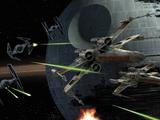 Starfighter combat/Legends