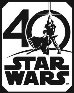 StarWars40thAnniversaryLogo