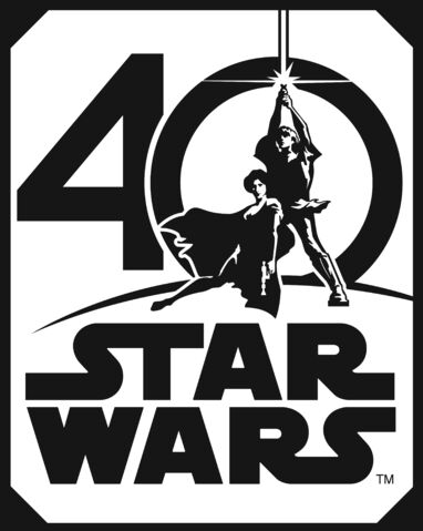 File:StarWars40thAnniversaryLogo.jpg
