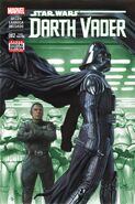 Star Wars Darth Vader Vol 1 2 3rd Printing Variant