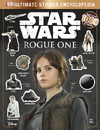 Star Wars Rogue One Ultimate Sticker Encyclopedia cover