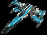 Stíhačka T-85 X-Wing
