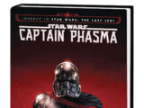 Star Wars: Journey to Star Wars: The Last Jedi – Captain Phasma (hardcover)
