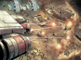Assault on an Imperial outpost