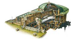 ITW1 Theed Hangar
