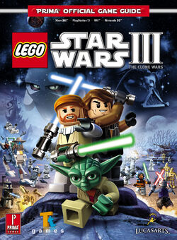 LEGO Star Wars III - The Clone Wars - Prima Official Game Guide