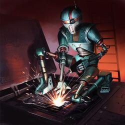 LE Repair Droid