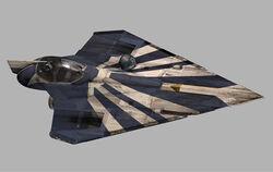 Plo Koon Starfighter