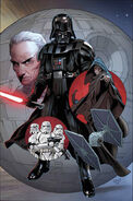 Star Wars Darth Vader Vol 1 1 Greg Land Variant