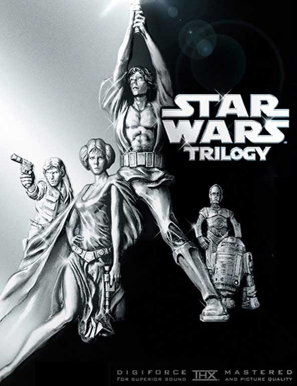 Star Wars Trilogy Dvd Wookieepedia Fandom