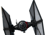 TIE/sf space superiority fighter