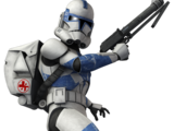 Clone trooper medic