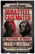 Maul Lockdown promo poster