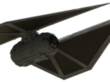 TIE/sk x1 experimental air superiority fighter