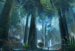 Yavin 4 Jungle