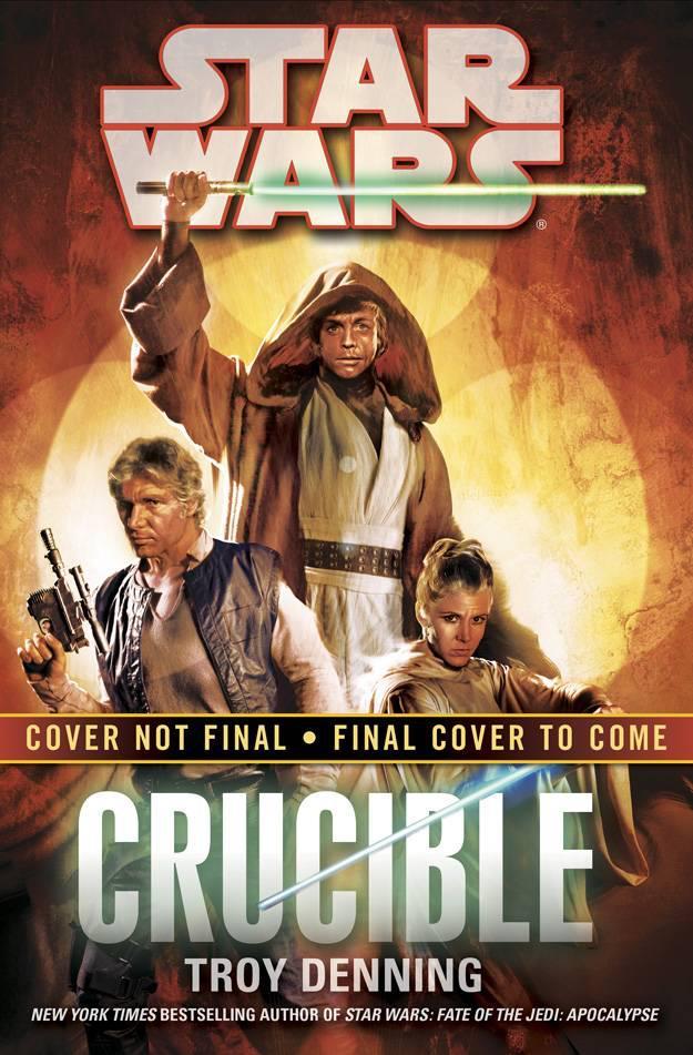 Crucible Novel Wookieepedia Fandom Powered By Wikia