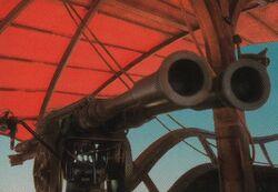 Double Laser Cannon CCG