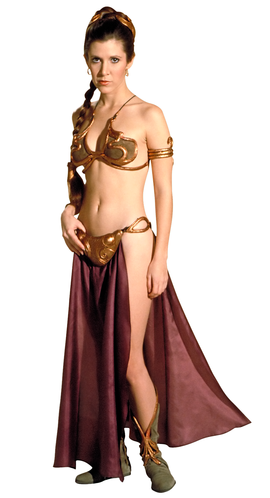 Slave leia costume wookieepedia fandom powered by wikia solutioingenieria Image collections