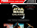 Star Wars Galaxies: The Total Experience: Prima Official Game Guide