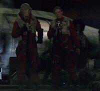 Resistance Pilots mutiny