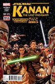 Star Wars Kanan Vol 1 1 2nd Printing Variant