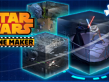 Star Wars Scene Maker