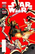 Star Wars Vol 2 3 3rd Printing Variant