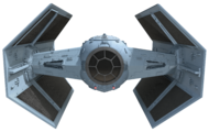 TIE Advanced x1 starfighter