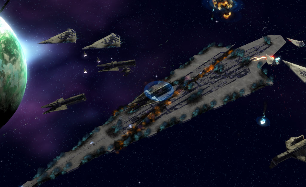 the use of uss relativity in the mega alliance and the alliance wars