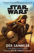 Force Collector German front cover