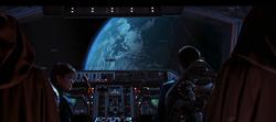 Radiant VII Cockpit