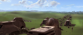 Trade Federation Droid Army