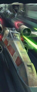 Battle of Yavin Death Star Trench Run EGTF