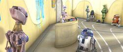 R2 Droidspark