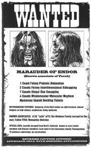 WantedMarauderOfEndor