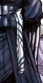 Zayne's curved saber