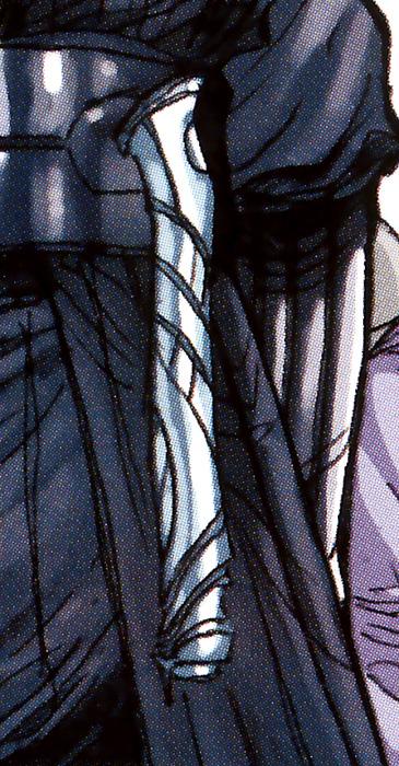 Zayne Carricks Lightsaber Wookieepedia Fandom Powered By Wikia