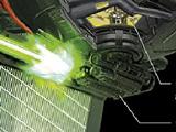 Lb-14 dual heavy laser turret