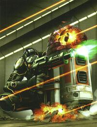 Sector Ranger TotG