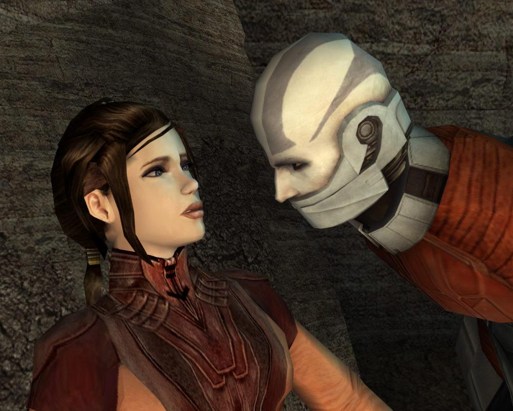 Star Wars Knights of the Old Republic (KOTOR) Bastila Romance Guide Part 1