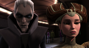 Deechi and Amidala