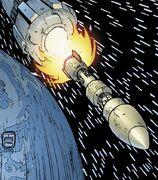 Galaxy Gun projektil