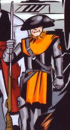 Pale-skinned Taloron Hunter