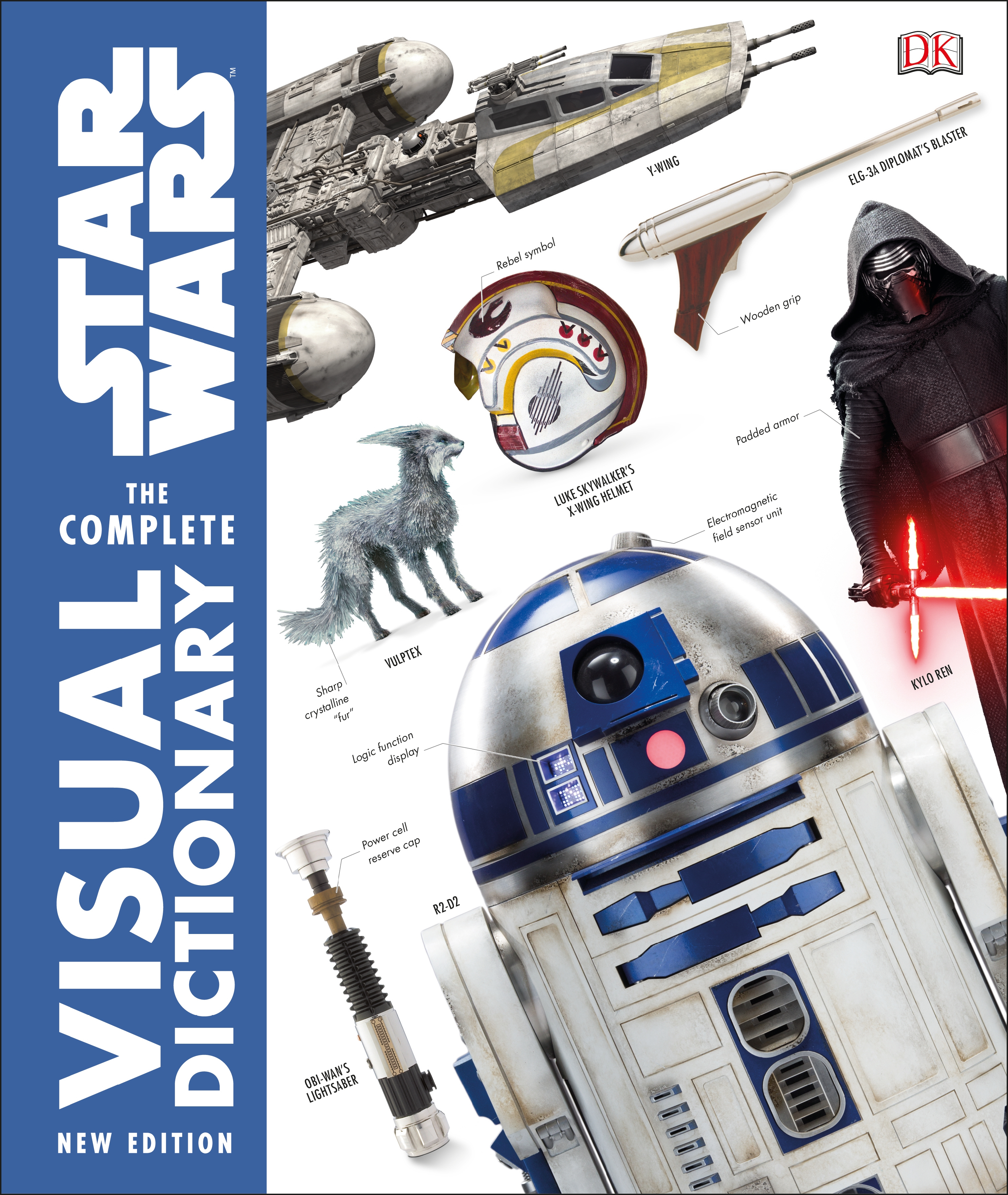 Star Wars The Complete Visual Dictionary New Edition Wookieepedia Fandom