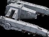 Y-45 armored transport hauler