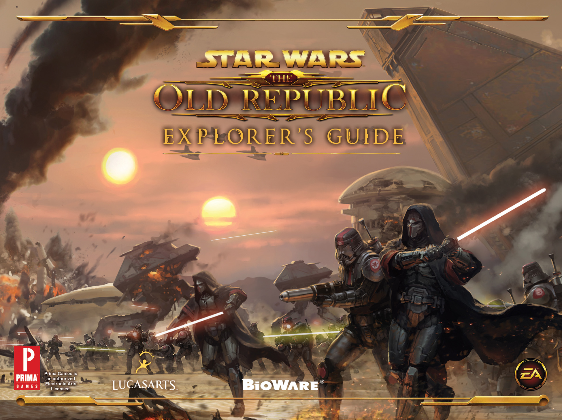 Star Wars The Old Republic Explorers Guide Wookieepedia Fandom