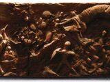 Unidentified bas-relief frieze