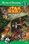 Disney Ewoks Join the Fight Cover