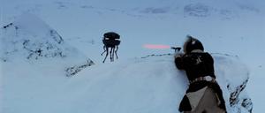 Han vs Probe Droid