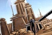 Imperial Station Bravo